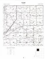 Tyrone Township, Le Sueur County 1973